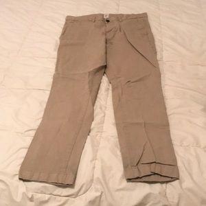 Men's Gap Skinny Dress Chino